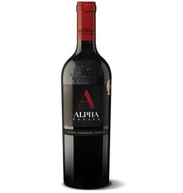 Greek Wine Alpha Estate S.M.X. Florina Red Wine 2011 750ml