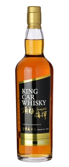 Asian Whiskey Ka Va Lan King Car Whisky Conductor Single Malt 750ml