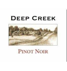American Wine Deep Creek Pinot Noir Maryland 2012 750ml