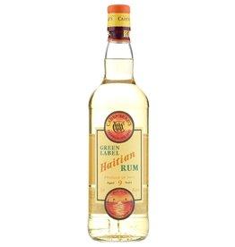 Rum Cadenhead Green Label Haitian Rum 9 Year 750ml