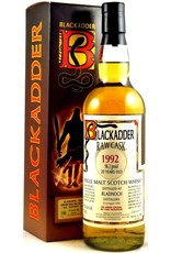 Scotch Blackadder Raw Cask 1991 Bladnoch 109.4 proof Single Malt Scotch 750ml