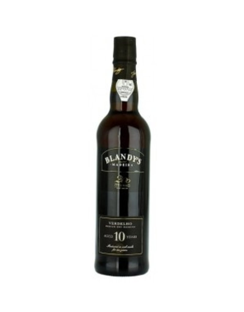 Dessert Wine Blandy's Verdelho 10 Year Madeira 500ml