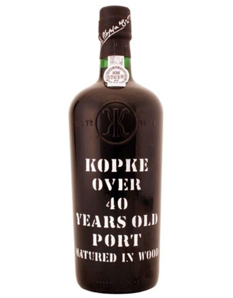 Dessert Wine Kopke 40 Year Tawny Port 750ml