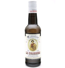 Sherry Bodega La Cigarerra Manzanilla Sherry 375ml