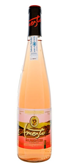 Spanish Wine Ameztoi Rubentis Txakolina  Rosado 2017 750ml