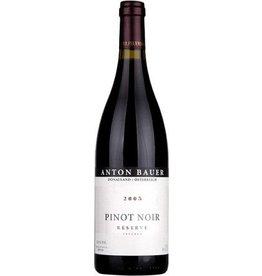 Austrian Wine Anton Bauer Pinot Noir Reserve 2013 750ml