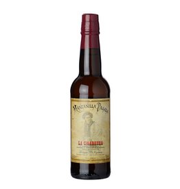 Sherry La Cigarrera Manzanilla Pasada Sherry 375ml