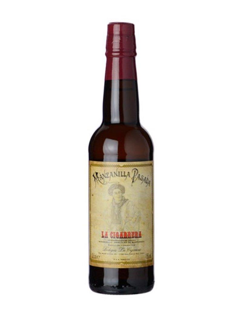 Sherry La Cigarrera Manzanilla Pasada Sherry 375ml