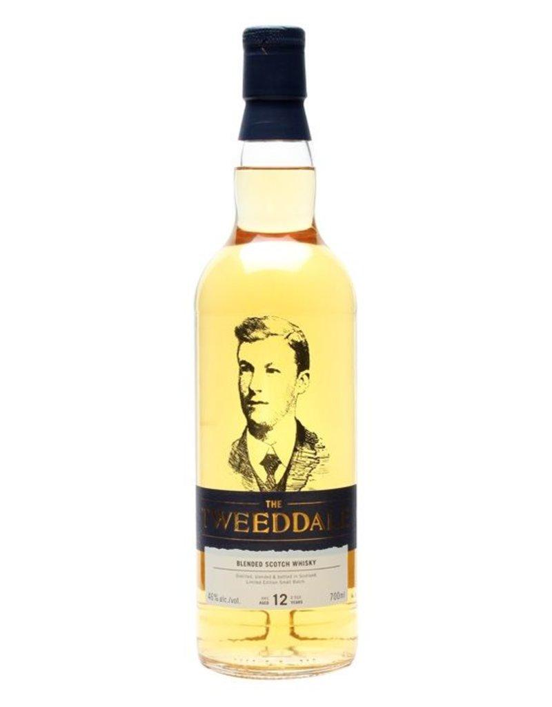Scotch Tweeddale 12 Year Blended Scotch 750ml