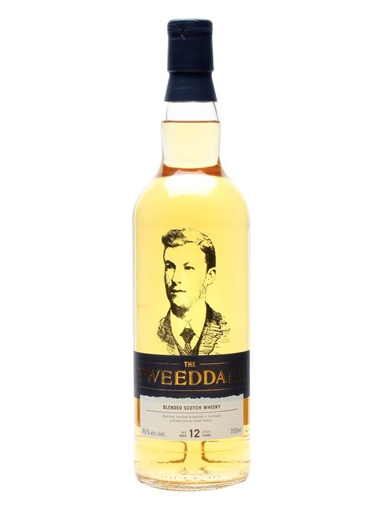 Scotch Tweeddale 12 Year Blended Scotch 750ml