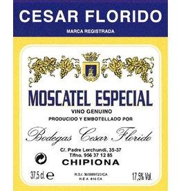 "Sherry Cesar Florido ""Moscatel Especial"" Sherry 375ml"