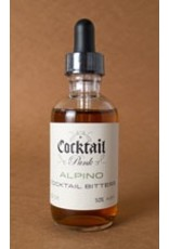 Bitter Cocktail Punk Alpino Bitters 2oz