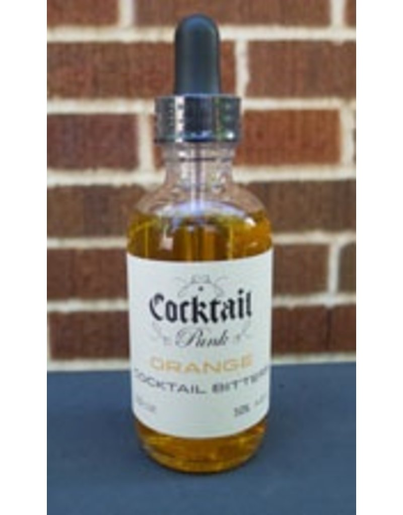 Bitter Cocktail Punk Orange Bitters 2oz