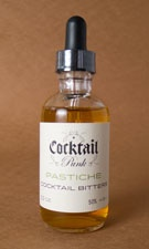 Bitter Cocktail Punk Pastiche Bitters 2oz