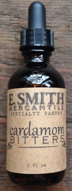 Bitter E. Smith Mercantile Cardamom Bitters 2oz