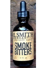 Bitter E. Smith Mercantile Smoke Bitters 2oz