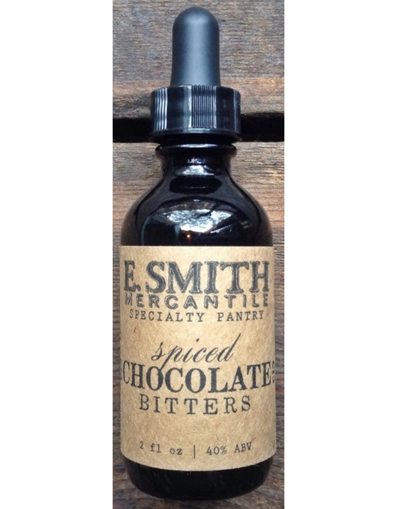 Bitter E. Smith Mercantile Spiced Chocolate Bitters 2oz