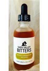 Bitter Napa Valley Bitters Meyer Lemon Sage