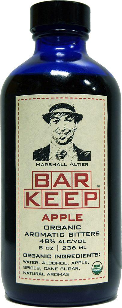 Bitter Bar Keep Organic Baked Apple Bitters 8oz