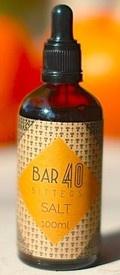 Bitter Bar 40 Salt Bitters 100ml