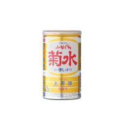 Sake Kikusui Funguchi Gold Sake Can 200ml