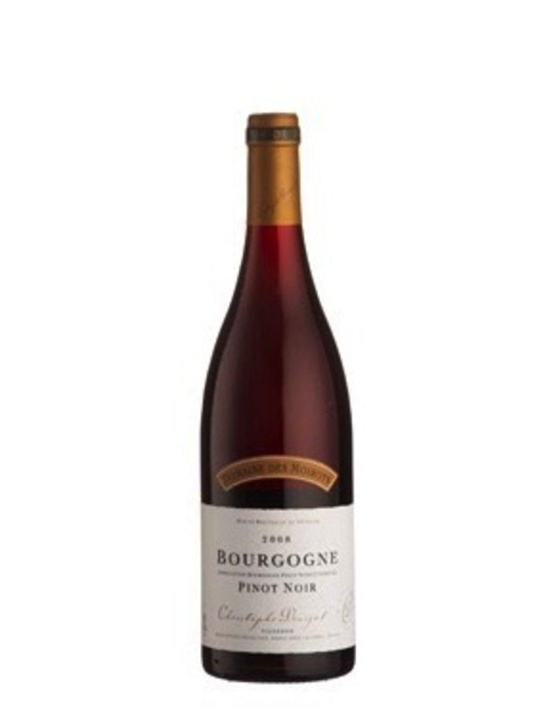 French Wine Domaine des Moirots Christophe Denizot Bourgogne Rouge 2013 750ml