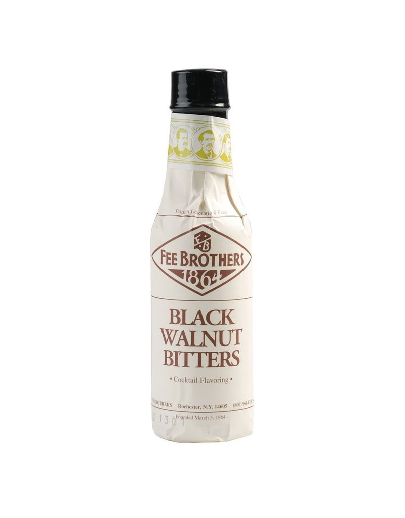 Bitter Fee Brothers Black Walnut Bitters 5oz
