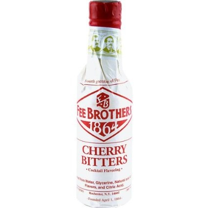 Bitter Fee Brothers Cherry Bitters 5oz