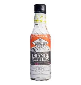Bitter Fee Brothers Gin Barrel Aged Orange Bitters 5oz