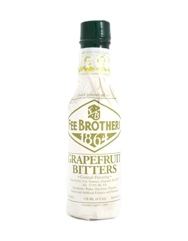 Bitter Fee Brothers Grapefruit Bitters 5oz