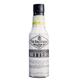 Bitter Fee Brothers Old Fashioned Aromatic Bitters 5oz