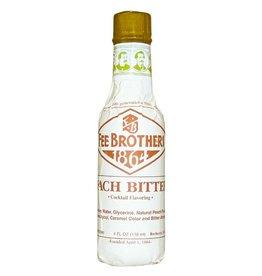 Bitter Fee Brothers Peach Bitters 5oz