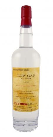Whiskey Low Gap Clear Bavarian Wheat Whiskey 750ml