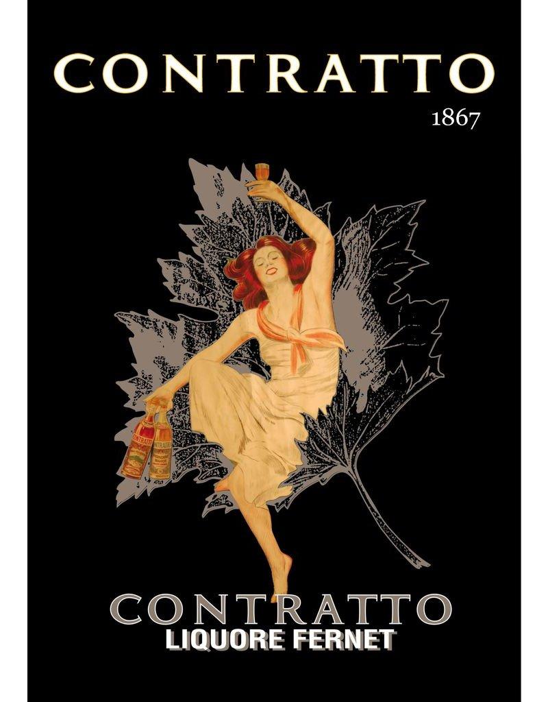 Liqueur Contratto Fernet Liqueur 750ml