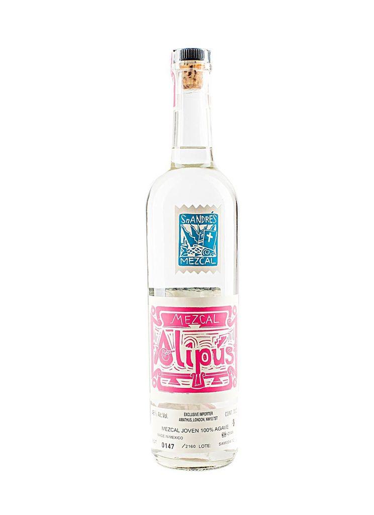 Tequila/Mezcal Alipus San Andres Mezcal 750ml