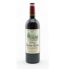 French Wine Chateau Rocher-Calon Montagne-Saint-Emilion 2014 750ml