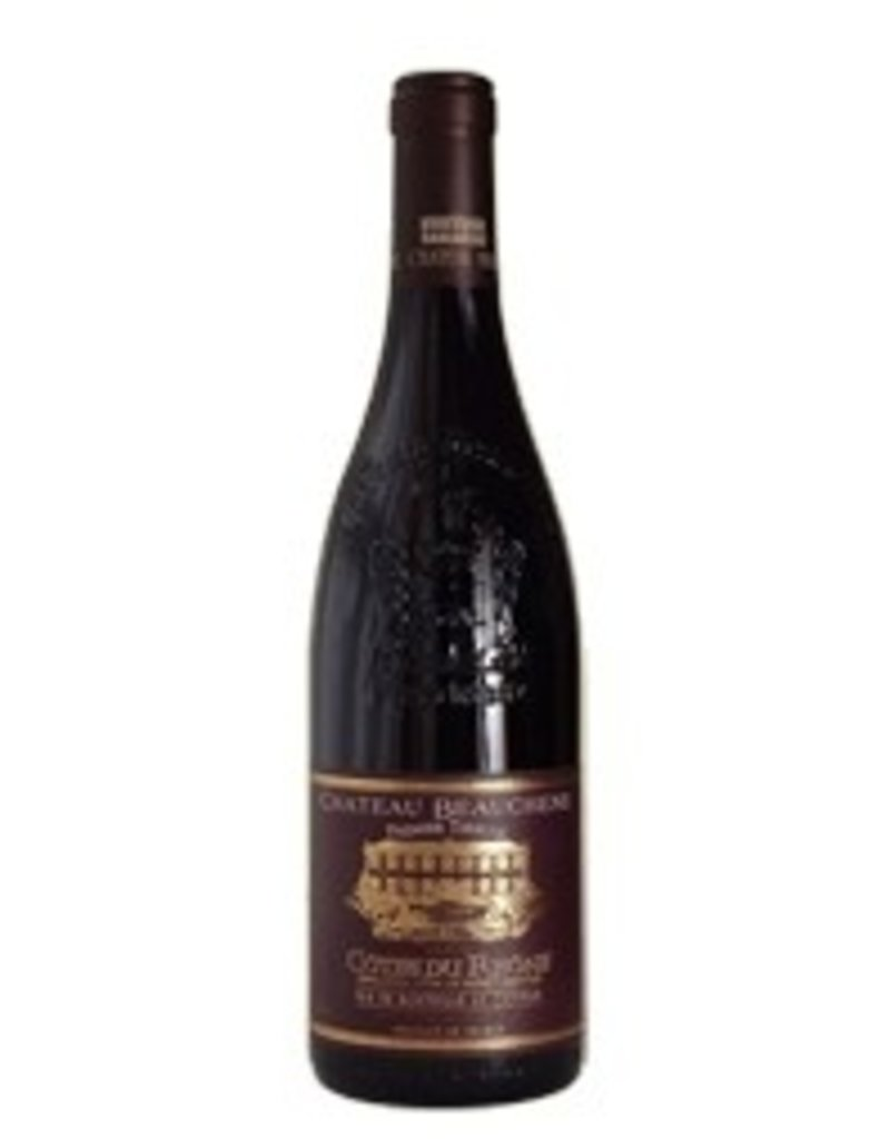 French Wine Chateau Beauchene Côtes du Rhône Premier Terroir 2014 750ml
