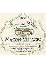French Wine Domaine Chêne Mâcon-Villages Bourgogne Blanc 2014 750ml