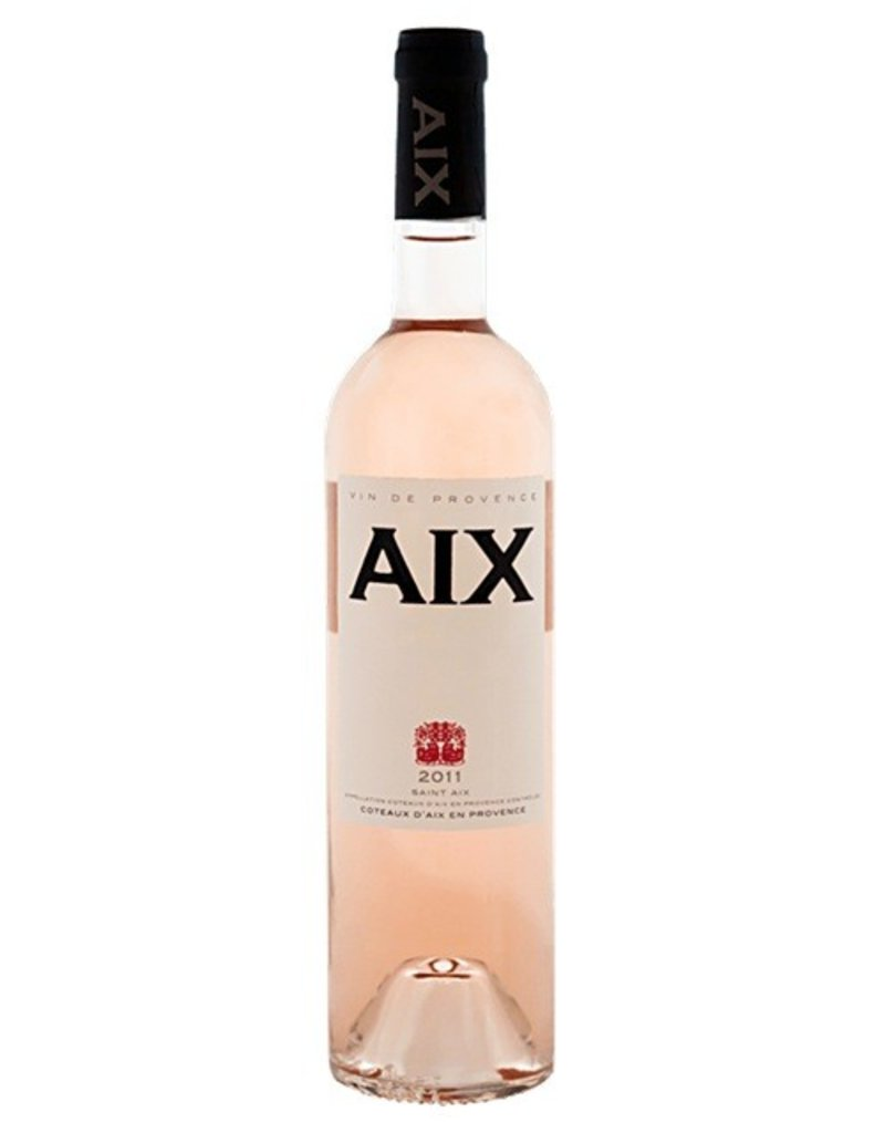 French Wine Saint Aix Coteau d'Aix en Provence Rosé 2016 750 ml