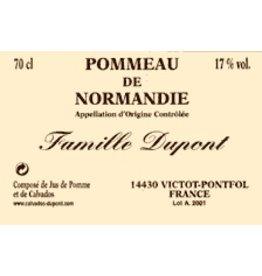 """Dessert Wine Dupont Pommeau de Normandie """"Famille L. Dupont"""" 750ml"""