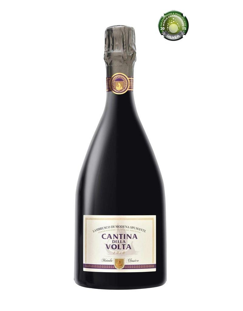Sparkling Wine Cantina della Volta Lambrusco di Modena Spumante 2011 750ml
