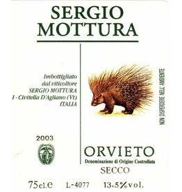 Italian Wine Sergio Mottura Orvieto 2012 750ml