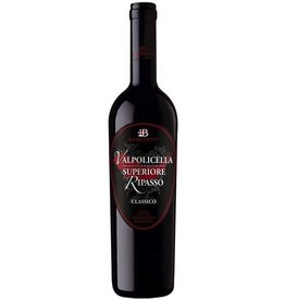 Italian Wine Cantine Benedetti Valpolicella Classico Superiore Ripasso 2013 750ml