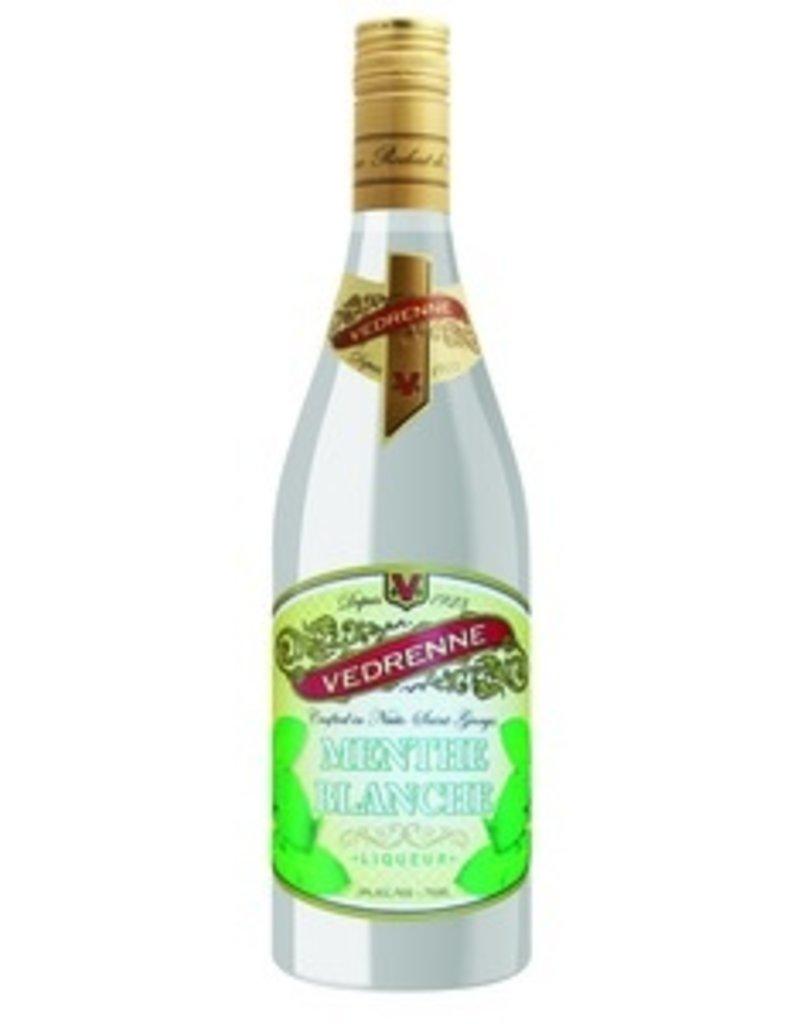 Liqueur Vedrenne Menthe Blanche Liqueur 750ml