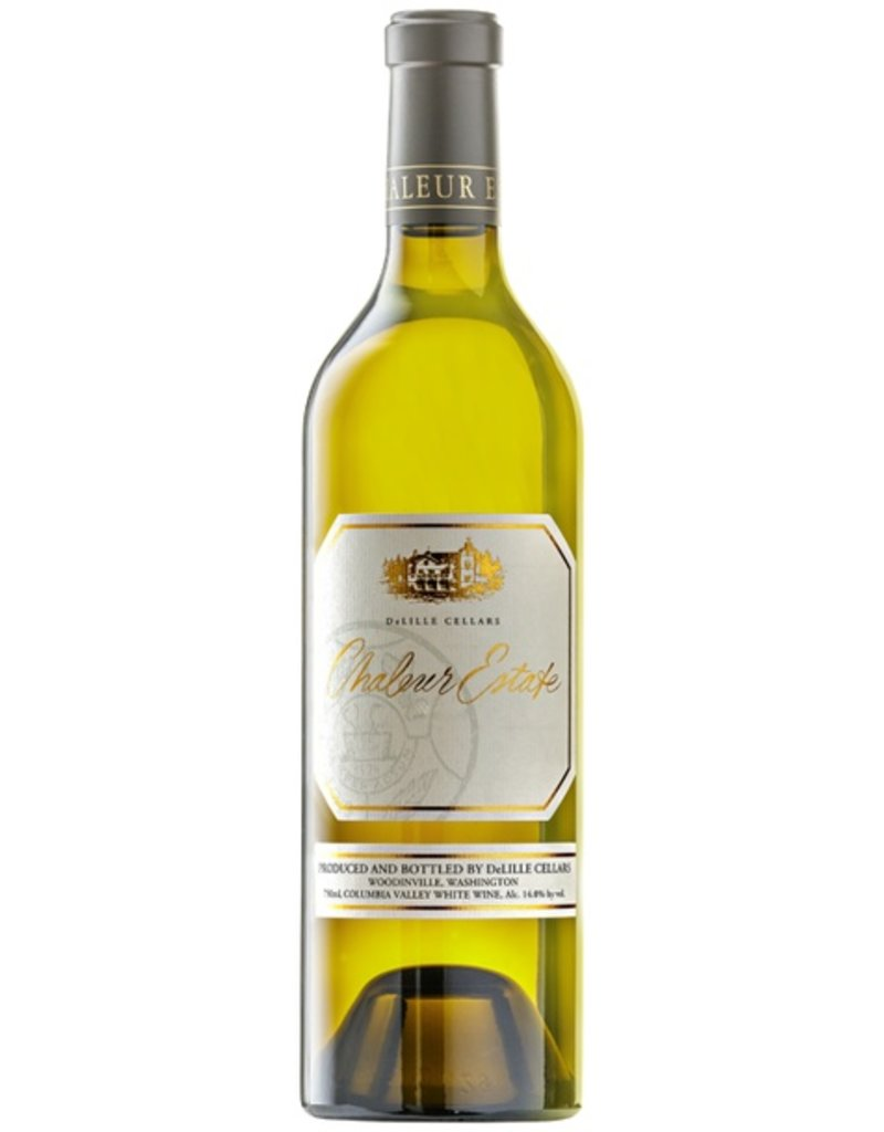 American Wine DeLille Chaleur Estate Blanc 2011 750ml