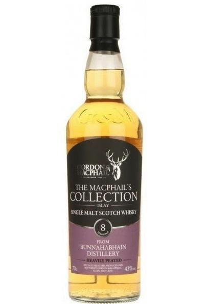 Scotch The MacPhail's Collection Bunnahabhain 8 year 750ml