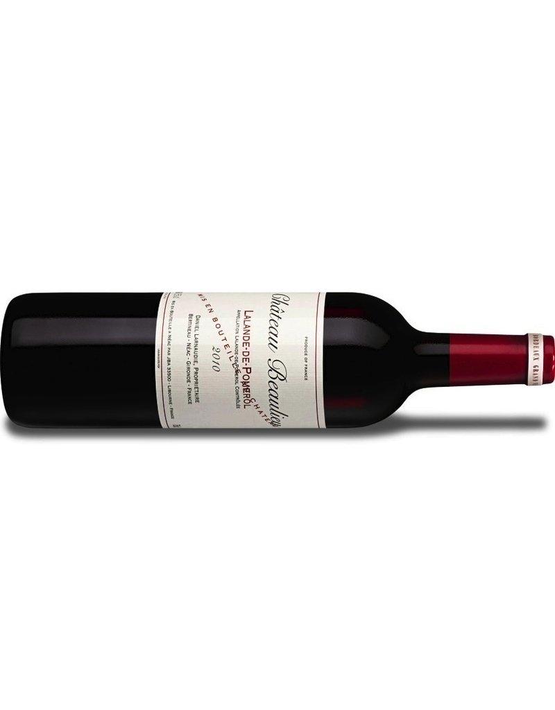 French Wine Chateau Beaulieu Lalande-de-Pomerol 2013 750ml