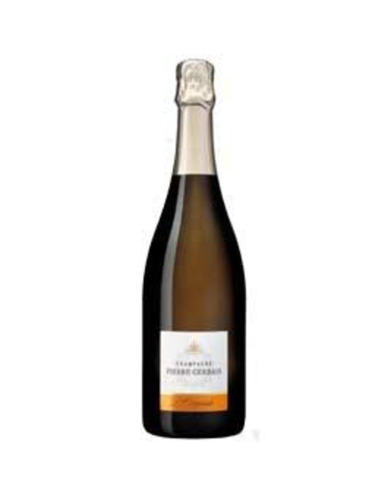 Sparkling Wine Pierre Gerbais L'Originale Pinot Blanc Brut Champagne NV 750ml