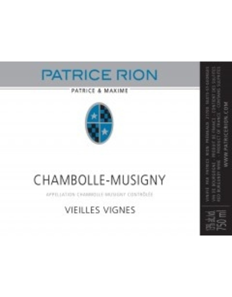 French Wine Patrice Rion Chambolle-Musigny Vieilles Vignes 2011 750ml