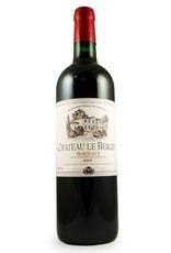 French Wine Chateau Le Bergey Bordeaux 2015 750ml